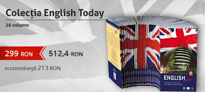 reducere colectia English Today