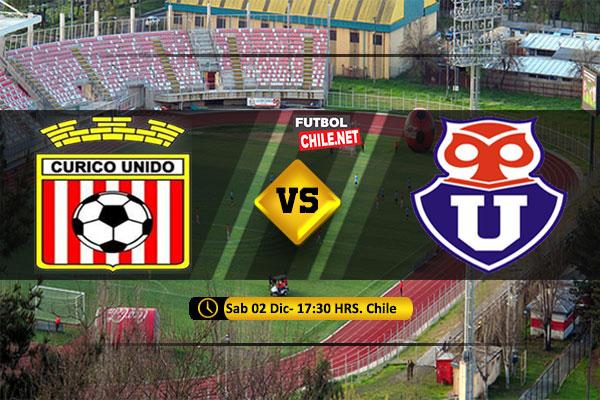 PREVIA: Curicó Unido vs Universidad de Chile