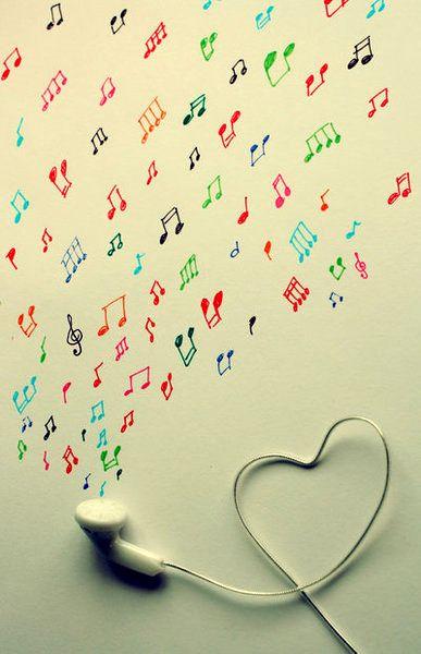 Imagens Tumblr Notas Musicais