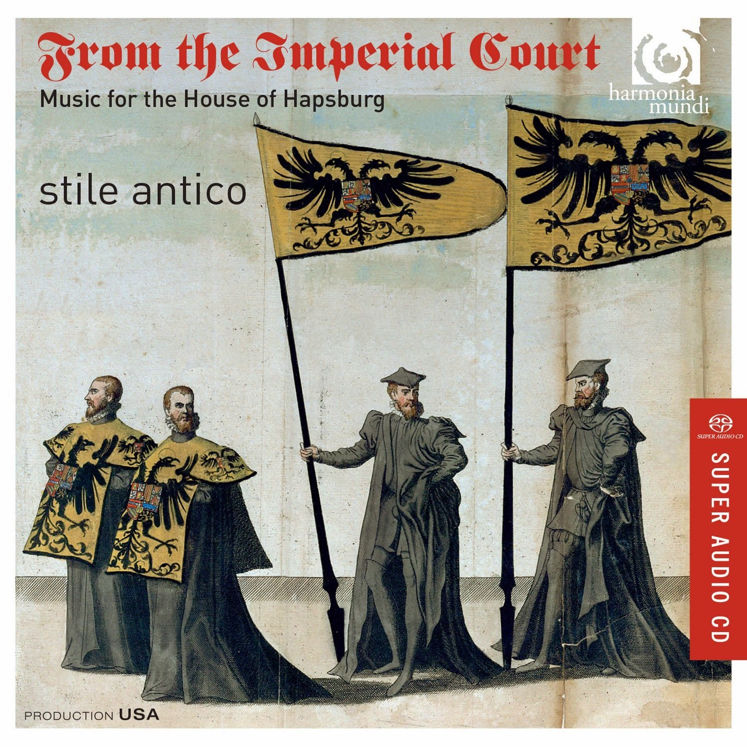 Stile Antico - From the Imperial Court