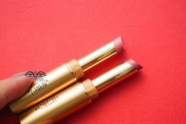 review-lipstick-inez-perfect-glow-matte-01-light-blush-&-02-apple-blossom-lipstik