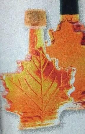 кленовый сироп канадский