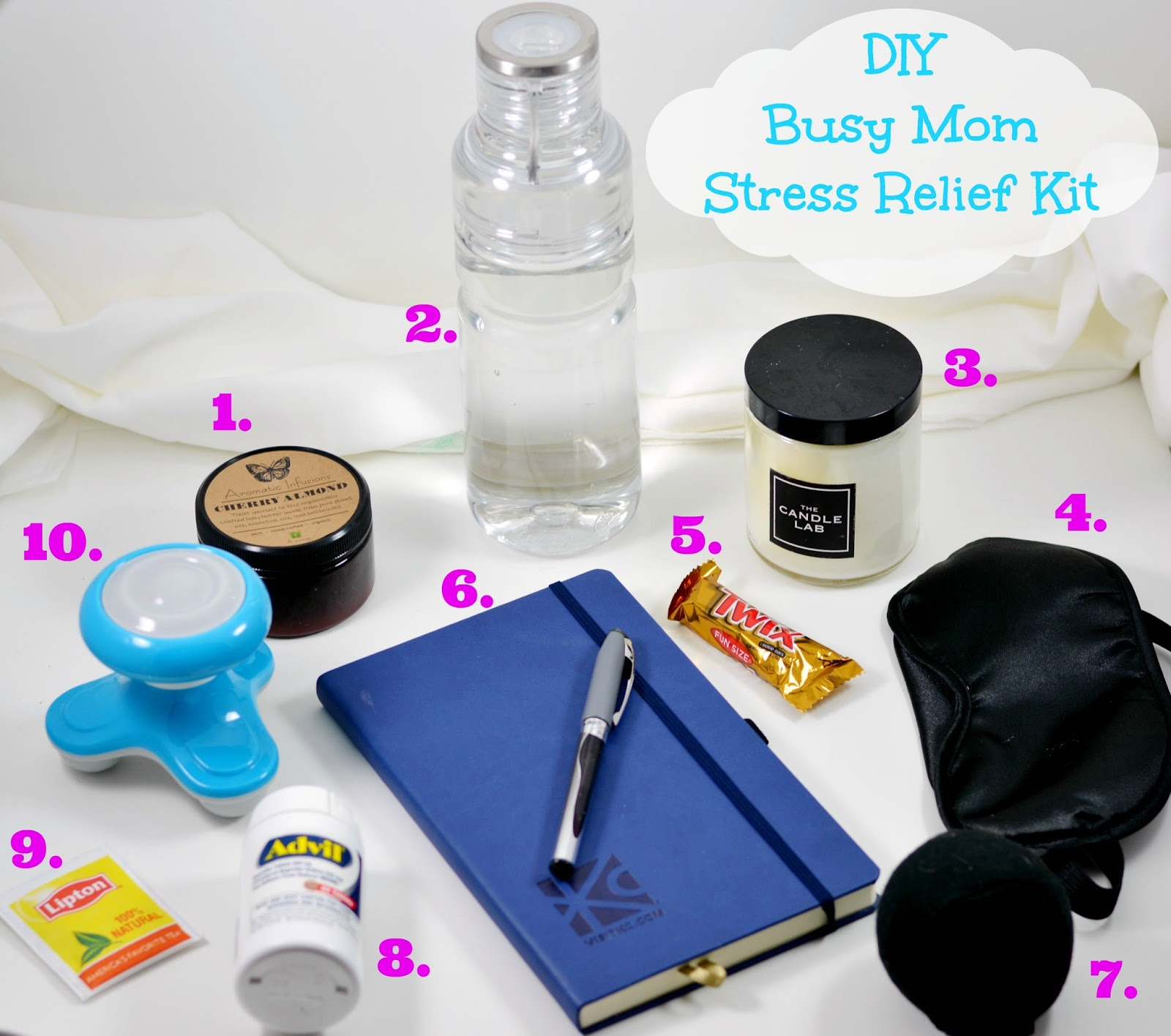 can take stress relief kit