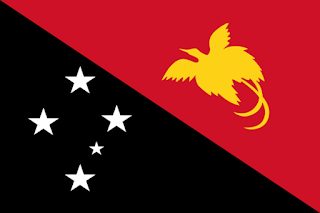 Papua Nugini (Negara Independen Papua Nugini) || Ibu kota:  Port Moresby