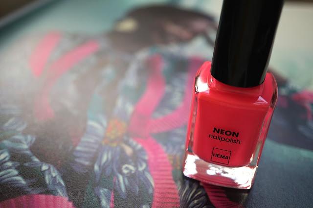 Hema Neon Nailpolish