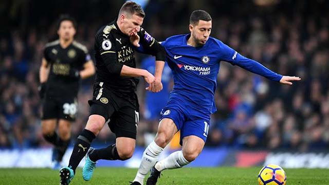 Video Chelsea - Leicester: Thẻ đỏ, kịch chiến & kết quả bất ngờ