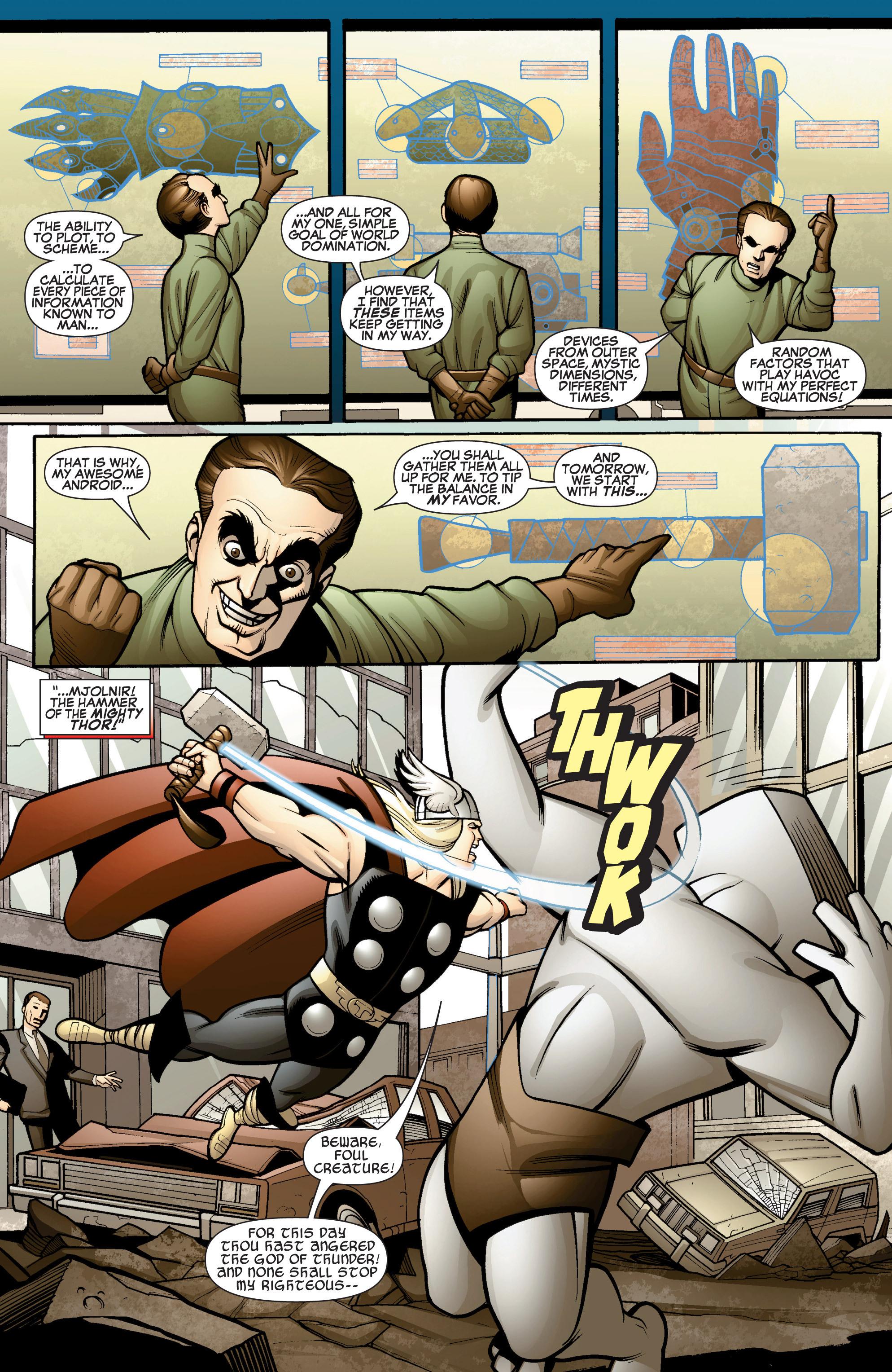 Read online She-Hulk (2005) comic -  Issue #14 - 9