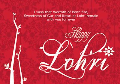 Happy Lohri Greeting