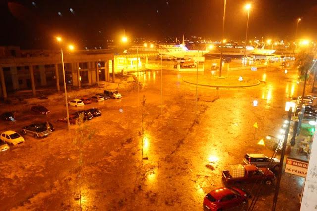 173.000 ευρώ για την προμήθεια εξοπλισμού πράξης καταγραφής δεδομένων για τις πλημμύρες στην πόλη της Ηγουμενίτσας