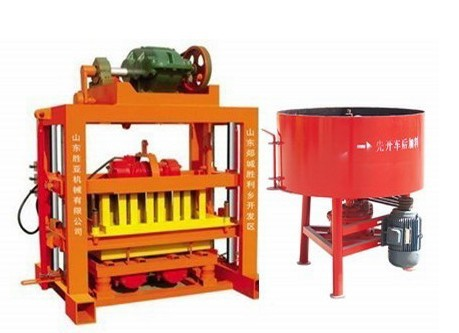 Concrete Block Making Machine in Bangladesh