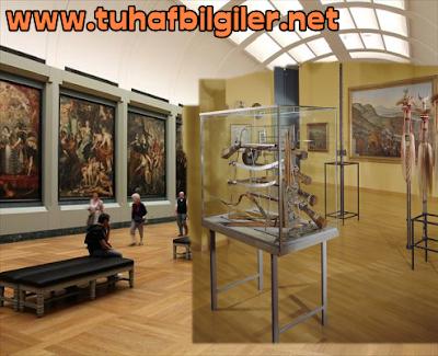 müzeciligin başlangıcı