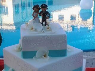 sposi sulla torta sposini personalizzati cake tops divertenti orme magiche
