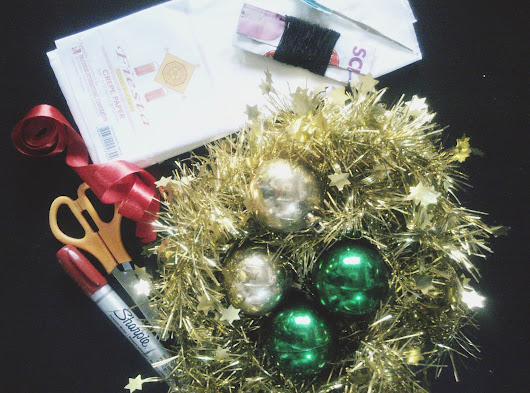 A Blog about Misselayneous Things: DIY Christmas Balls