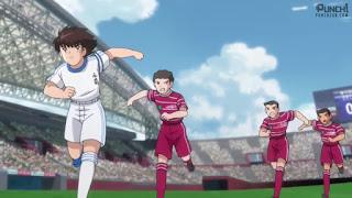 Captain Tsubasa (2018) - Episódio 41