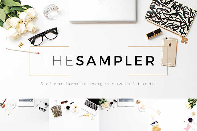 The Sampler Header Image Bundle - Design Love Shop