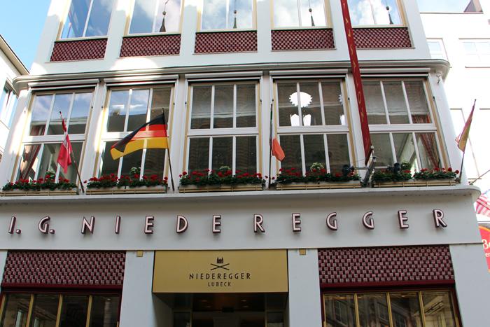 Niederegger Lübeck