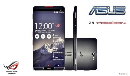 ASUS Z2 Poseidon price in India