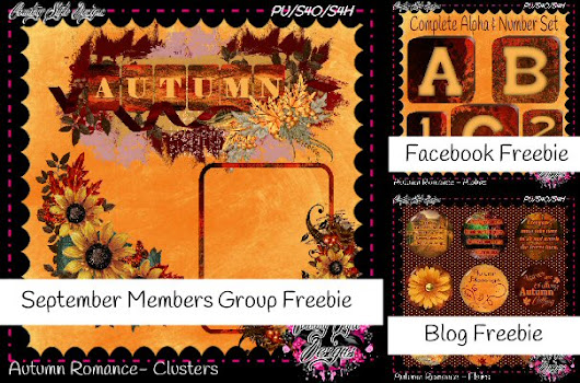 Freebies for September