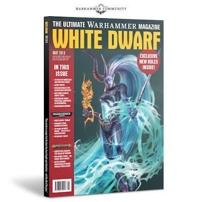 White Dwarf mayo 2019
