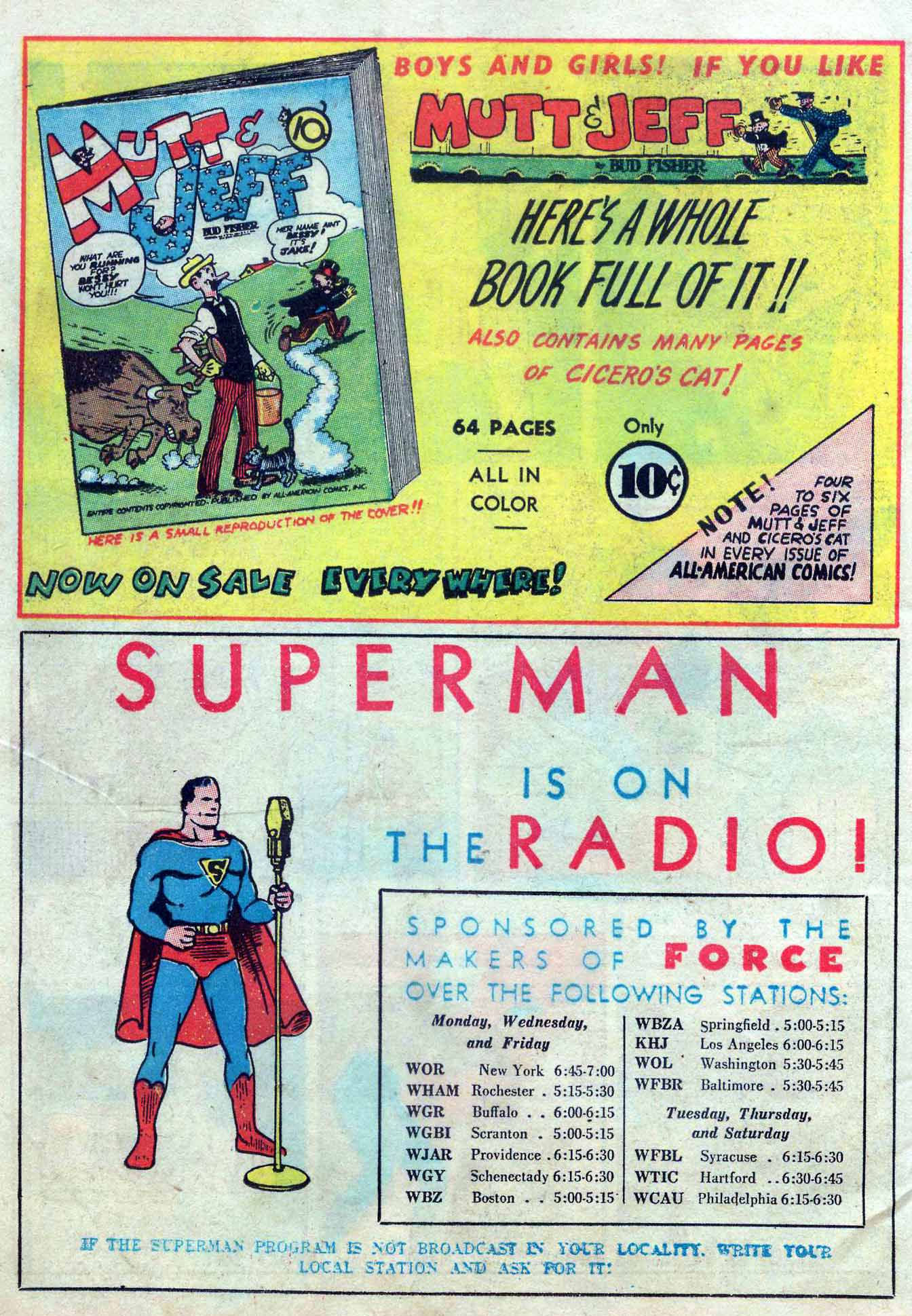 Read online Action Comics (1938) comic -  Issue #27 - 58