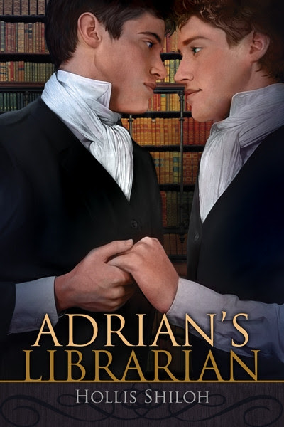 Adrian's Librarian - 99c sale @ Dreamspinner Press!