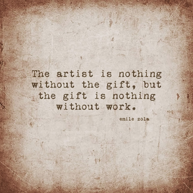 The Artist Is Nothing without the Gift