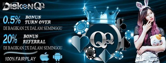 DiskonQQ: Agen DominoQ Terbaik Masa Kini