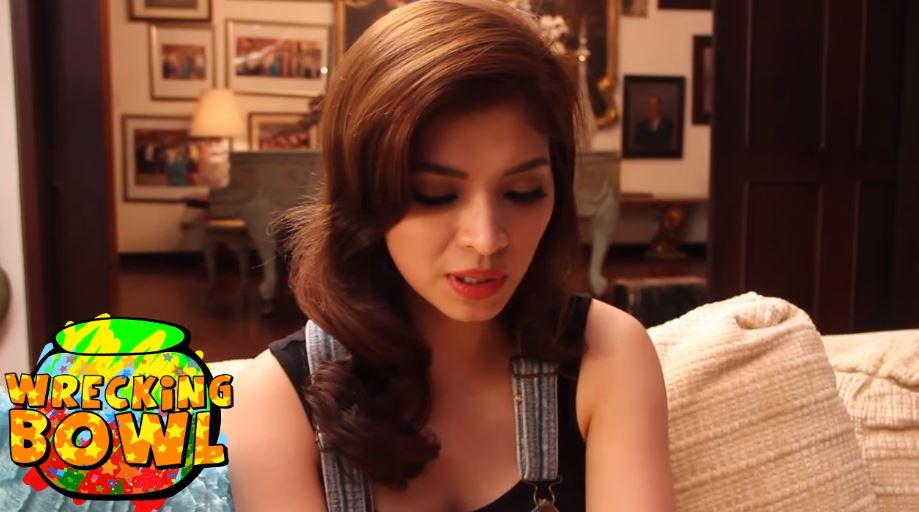 Throwback: Angel Locsin Gives Hilarious Answers To The Wrecking Bowl Questions