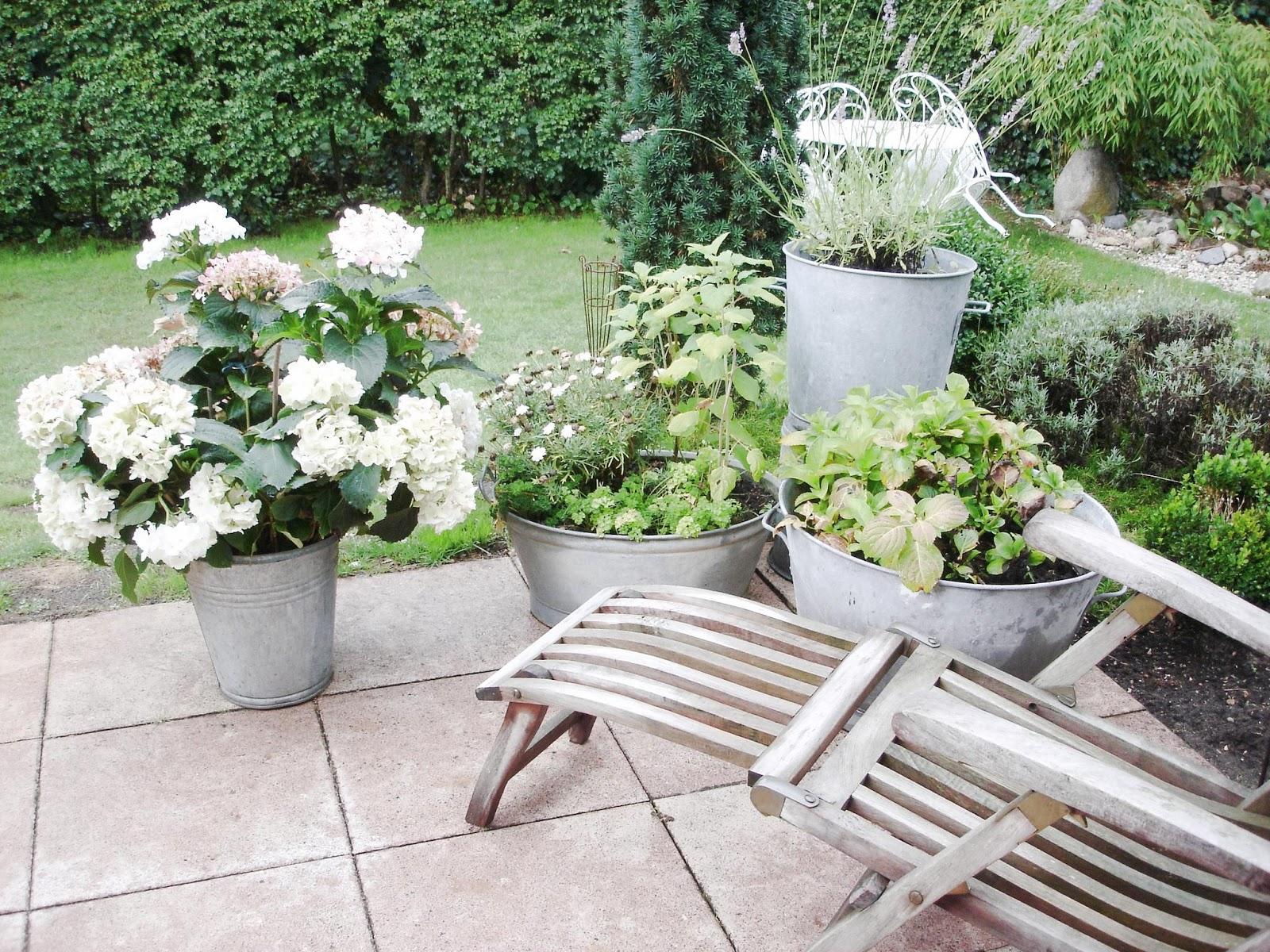 Luxus Shabby Garten Design