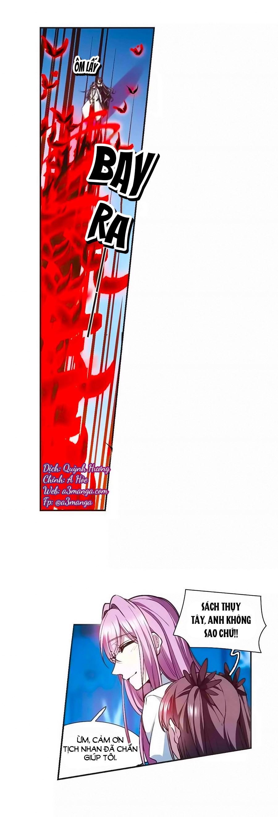 Huyết Tộc Cấm Vực – Chap 131.1