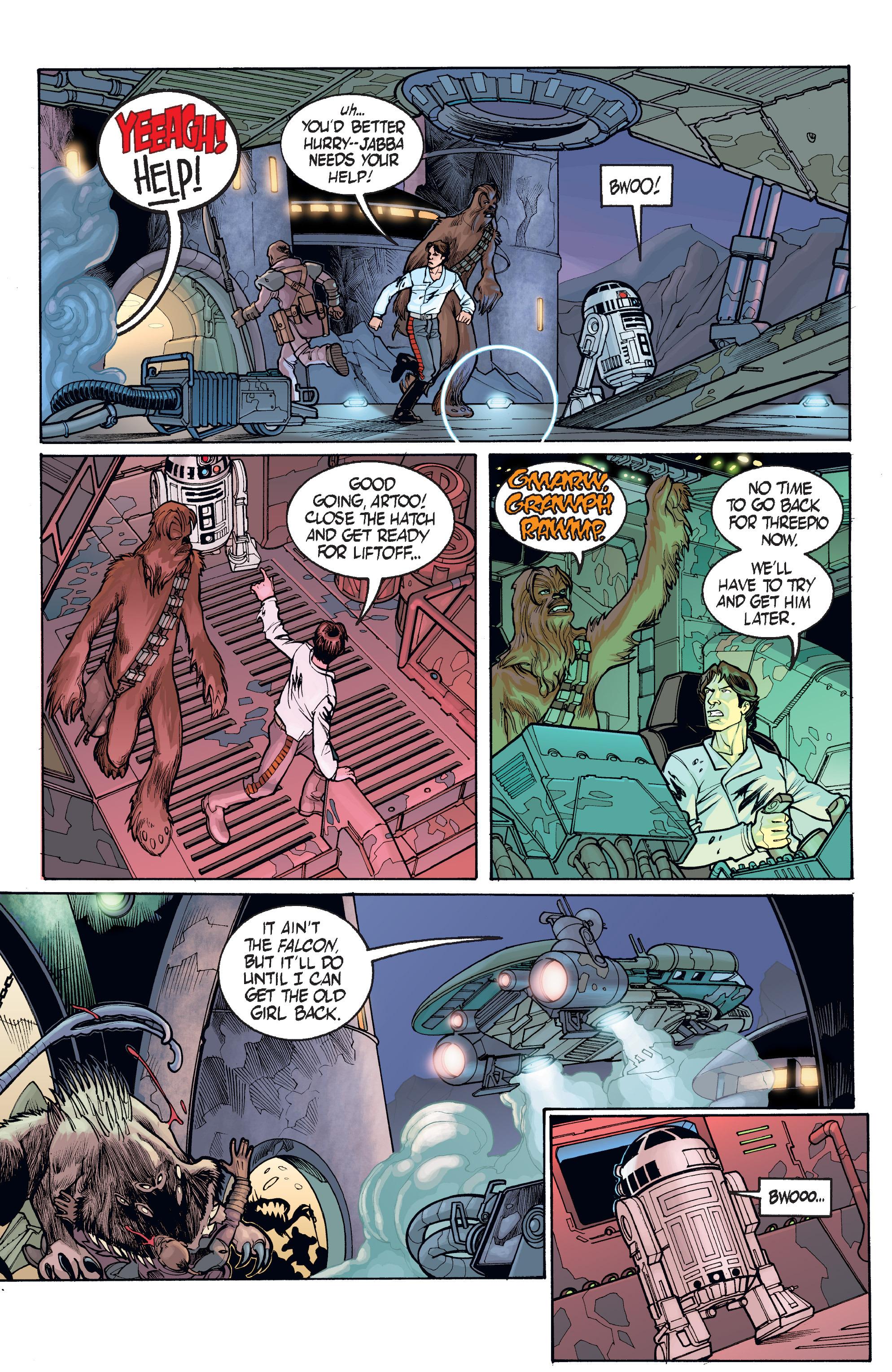 Read online Star Wars Omnibus comic -  Issue # Vol. 27 - 155