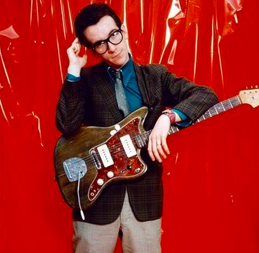 Noel Gallagher Jazzmaster.Iconic Guitar Com Elvis Costello Walnut Jazzmaster