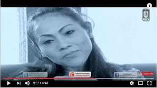 Nunung kurus dan sexy di video clip Iwan Fals