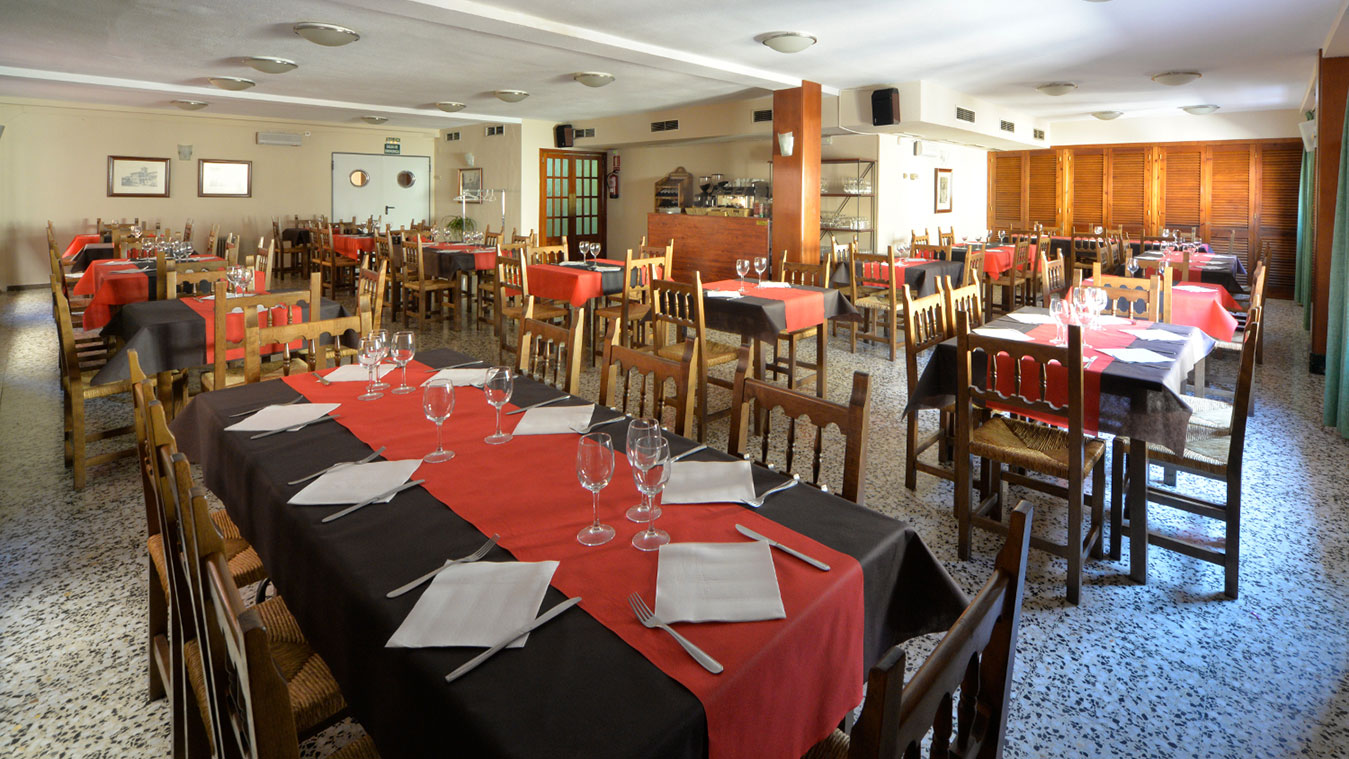 restaurante hostal alcorisa teruel