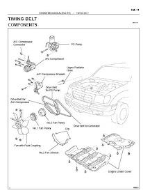 repair-manuals: Toyota Tacoma 2001 Repair Manual