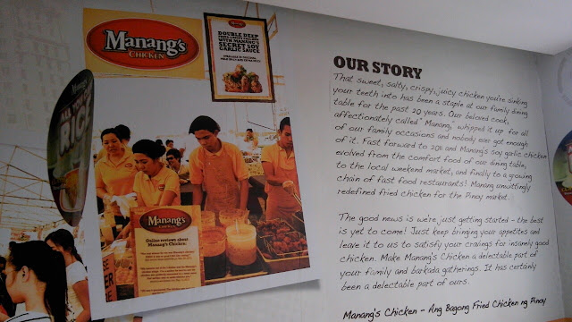 manang's chicken history
