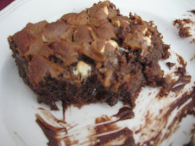 Ooey Gooey Heavenly Brownies
