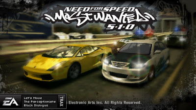 Download Game PSP Need For Speed Most Wanted ISO High Compressed