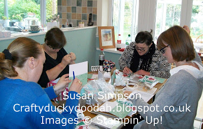 Stampin' Up! UK Independent Demonstrator Susan Simpson, Craftyduckydoodah!, Second Anniversary, Dragonfly Dreams, Supplies available 24/7,