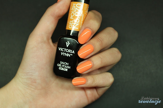 Victoria Vynn Gel Polish - 070 Apricot Sunset