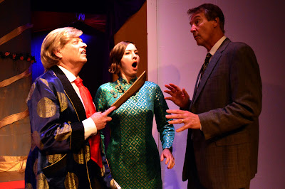 BWW Review: Group Rep Presents Rare View of THE CHINESE WALL