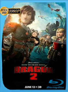 Como entrenar a tu dragon 2 2014 HD [1080p] Latino [Mega]dizonHD