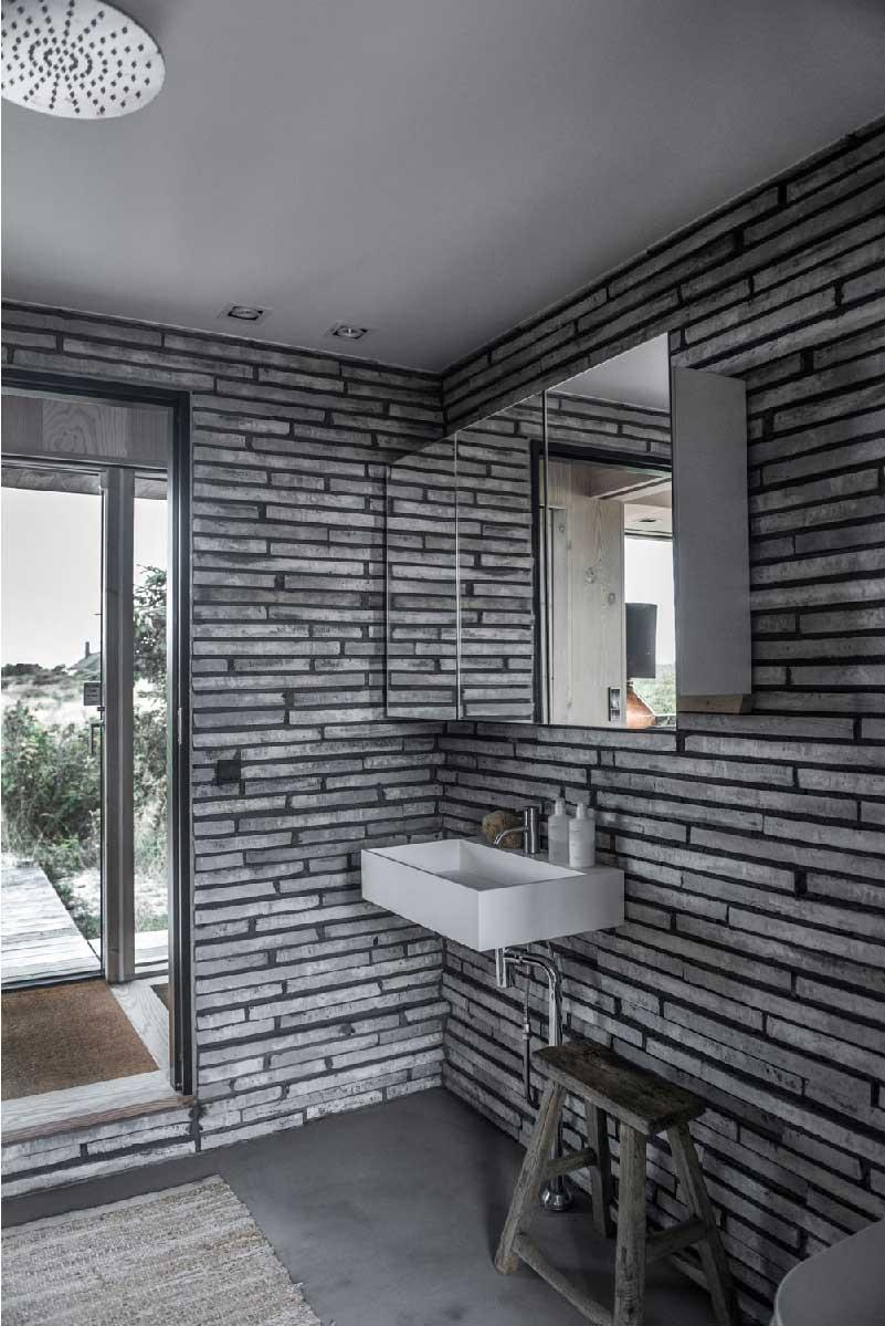Cottage estivo di 54mq progettato dallo studio Ardess