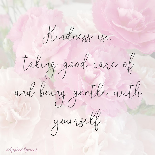 quote on kindness by AppleApricot Wen