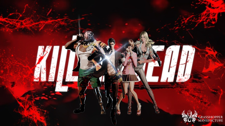 Killer is Dead Nightmare Edition Poster