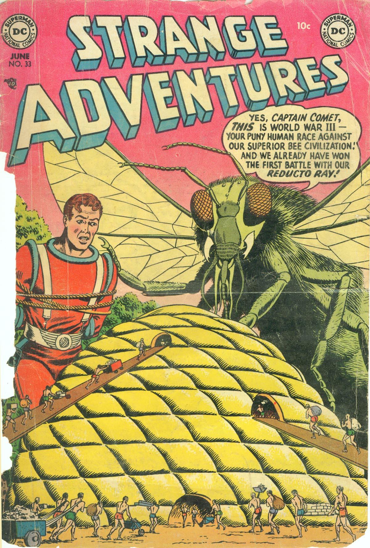 Strange Adventures (1950) 33 Page 1