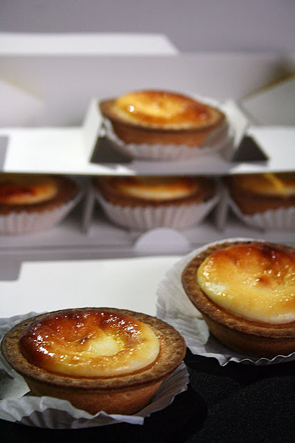 Bake Cheese Tart at Tenjin Chikagai