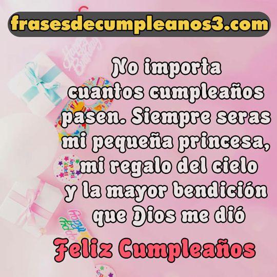 97 Mensajes De Cumpleaños Feliz Para Tu Querida Hija