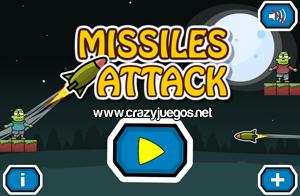 Jugar Missiles Attack