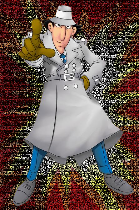 gadget inspecteur